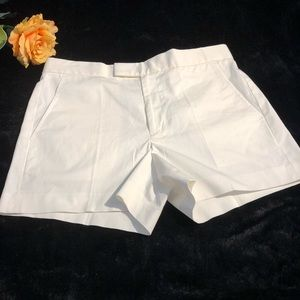 ***NWT****Polo Ralph Lauren white dress shorts